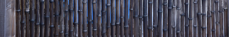 Bamboe zwart